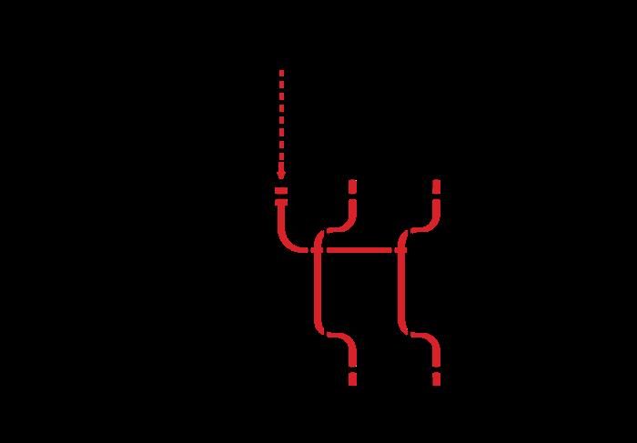 Bremseskyllesæt AL-KO til 2 aksel