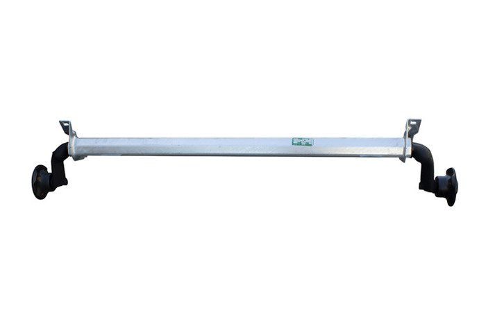 Ubremset aksel AL-KO optima 1500 mm 750 kg 4x100